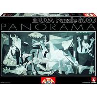 thumb-Guernica - Picasso - 3000 stukjes-2
