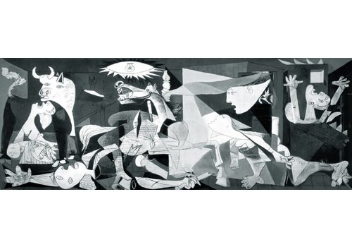 Guernica - Picasso - 3000 pieces