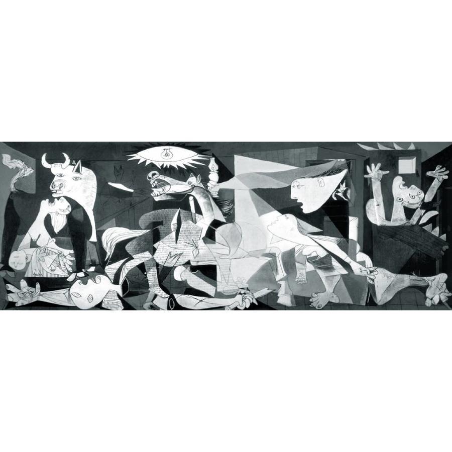 Guernica - Picasso - 3000 stukjes-1