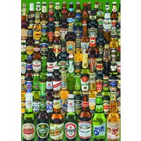 thumb-La bière, beaucoup de bière - 1000 pièces-1