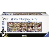 thumb-Mickey Mouse  van 40000 stukjes (exact 40320 stukjes)-1