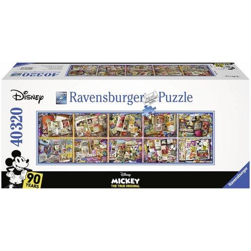 Puzzel 40000 stukjes Mickey Mouse