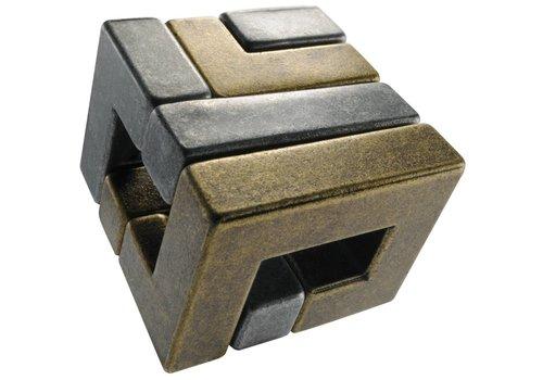 Huzzle Coil - level 4 - brainteaser