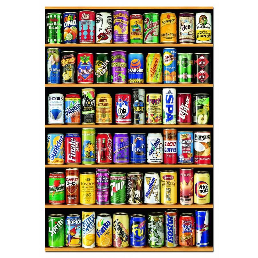 Que pouvez-de soda vous voulez? - 1500 pièces-1