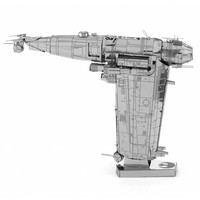 thumb-Star Wars - Resistance Bomber  -3D puzzel-4