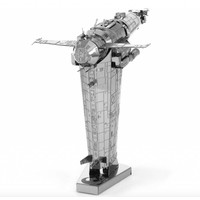 thumb-Star Wars - Resistance Bomber  -3D puzzel-2