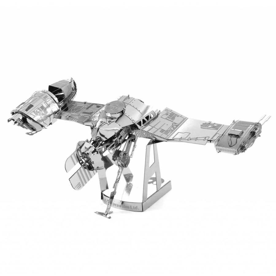 Star Wars - Resistance Ski Speeder  -3D puzzel-3