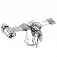 thumb-Star Wars - Resistance Ski Speeder - 3D puzzle-4