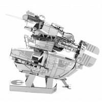 thumb-Star Wars - Resistance Ski Speeder  -3D puzzel-5
