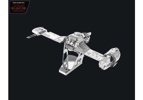 Metal Earth Star Wars - Resistance Ski Speeder  -3D puzzel