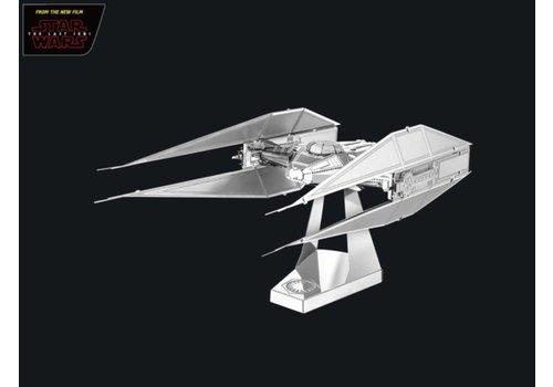 Star Wars - Kylo Ren's Tie Silencer - 3D puzzle