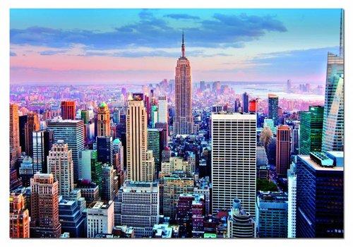 Midtown Manhattan, New York - 1000 stukjes