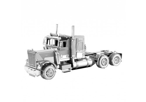 Metal Earth Freightliner - Long Nose - puzzle 3D