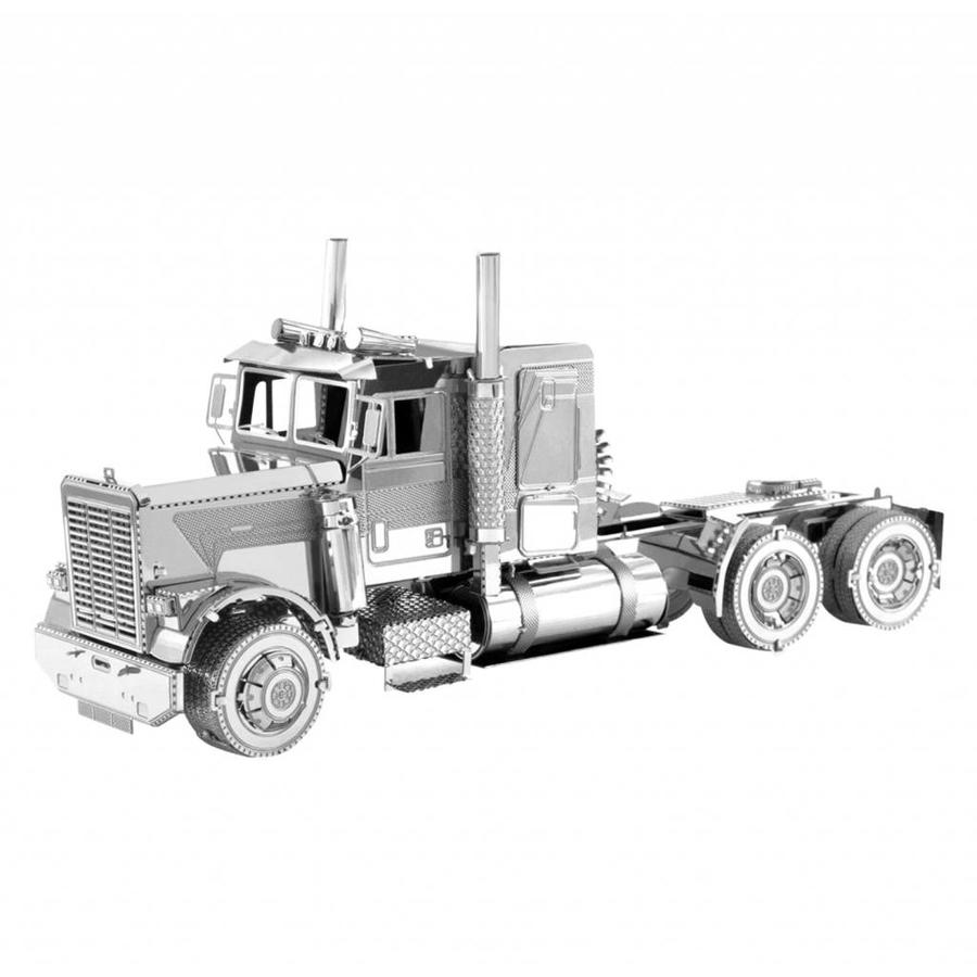 Freightliner - Long Nose - 3D puzzle-1