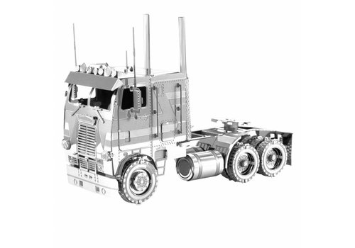 Freightliner - C.O.E. - 3D puzzle