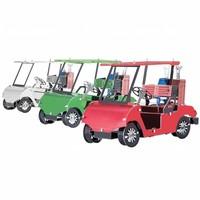Golf Cart - set of 3 - 3D puzzel