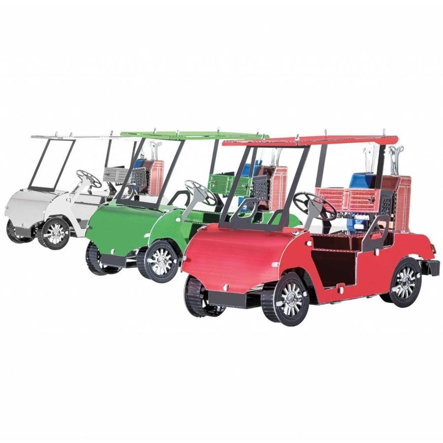 Golf Cart - set of 3 - puzzle 3D-1