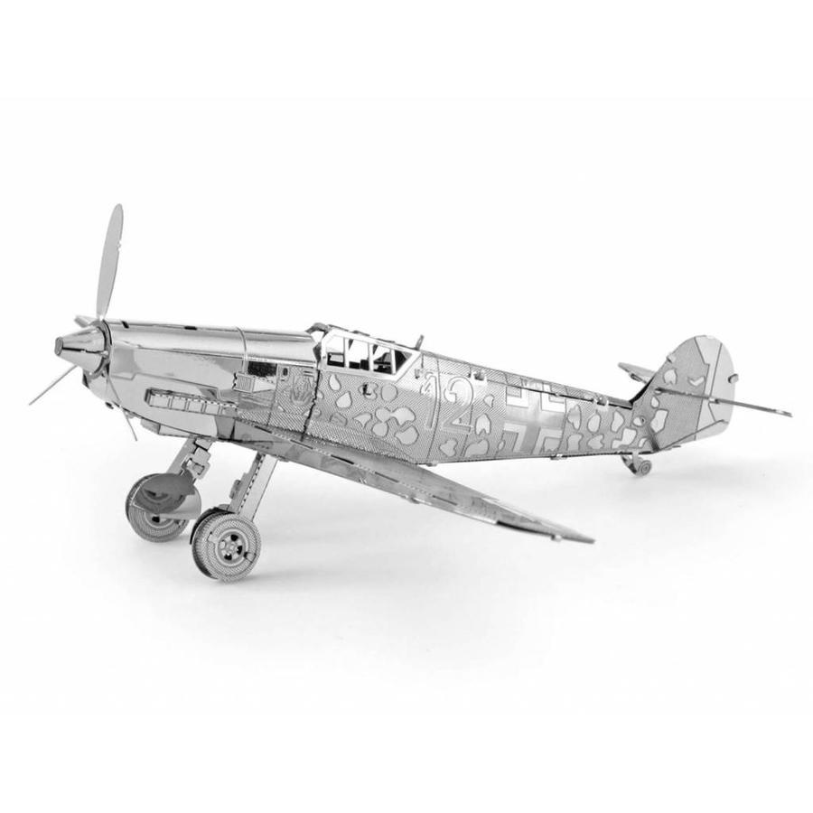 Messerschmitt BF-109 - 3D puzzle-2