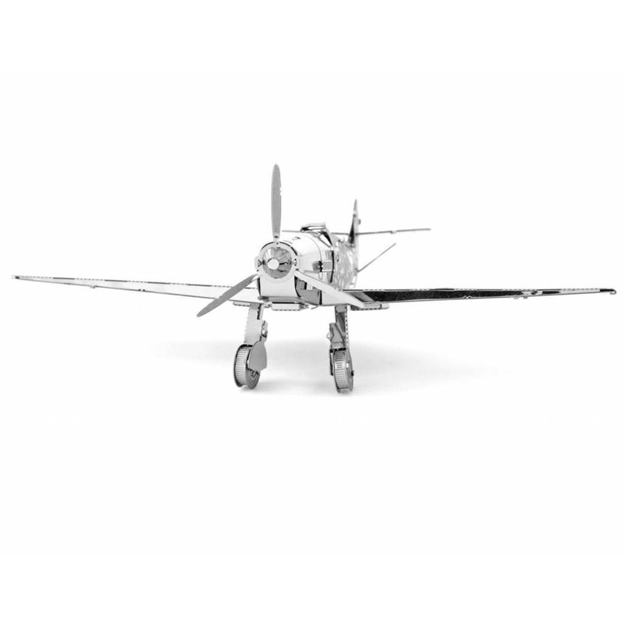Messerschmitt BF-109 - 3D puzzle-3