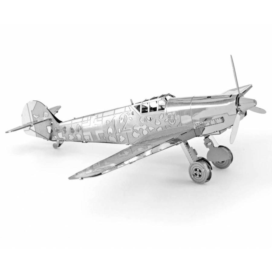 Messerschmitt BF-109 - 3D puzzle-4