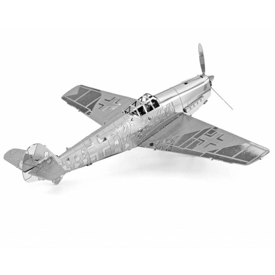 Messerschmitt BF-109 - 3D puzzle-5