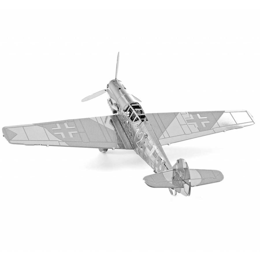 Messerschmitt BF-109 - 3D puzzle-6