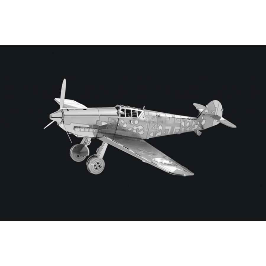 Messerschmitt BF-109 - 3D puzzle-1