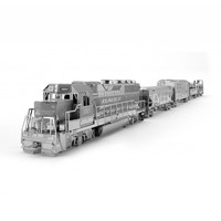 thumb-Freight train - Gift Box - 3D puzzle-2