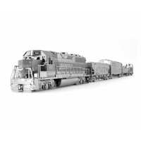 thumb-Freight train - Gift Box - 3D puzzle-3