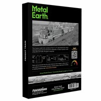 thumb-Freight train - Gift Box - 3D puzzle-5