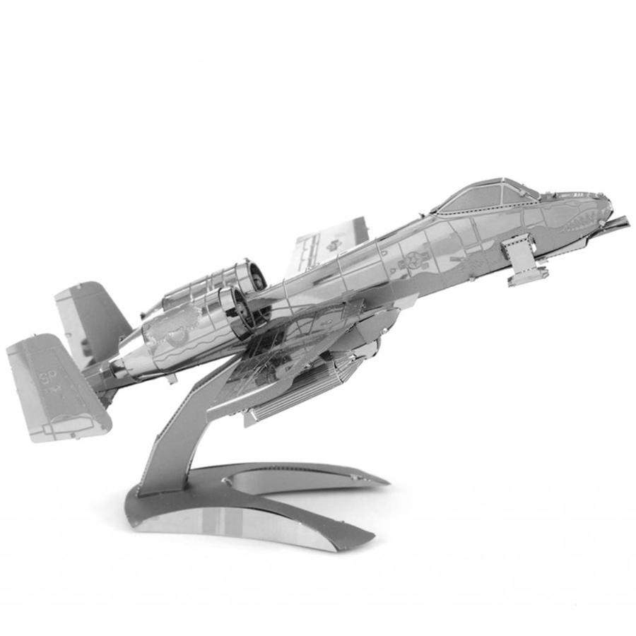 A-10 Warthog - 3D puzzle-4