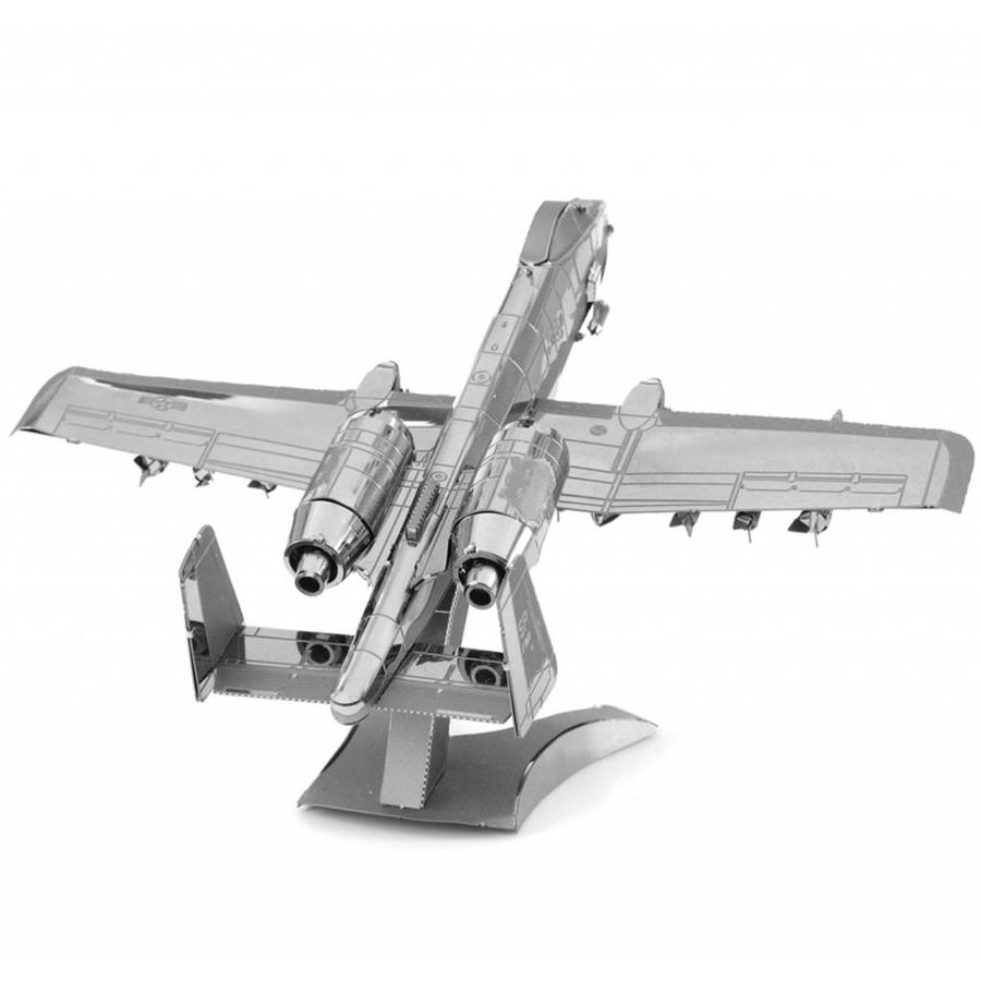 A-10 Warthog - 3D puzzle-3