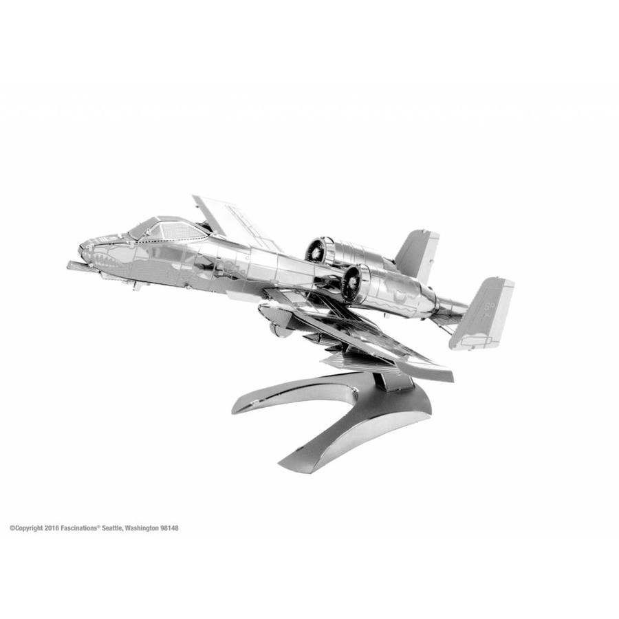 A-10 Warthog - 3D puzzle-1
