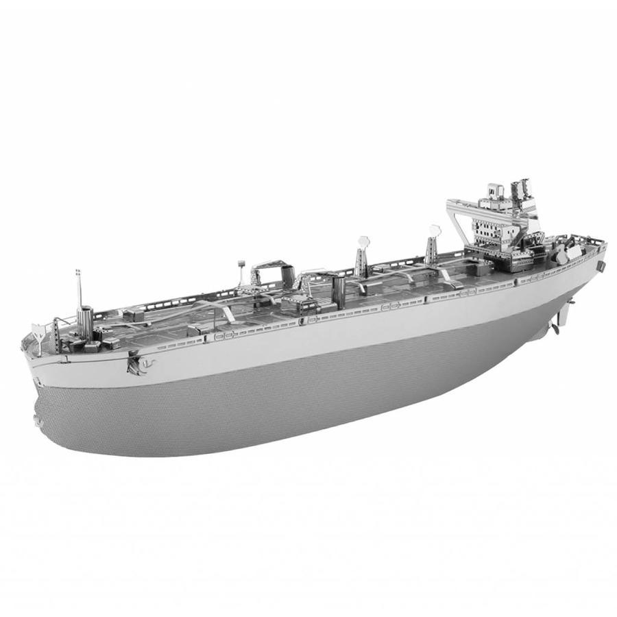 Booreiland en olietanker - Gift Box - 3D puzzel-3