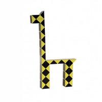 thumb-Magic Puzzle 3D Jaune - 48 éléments-2