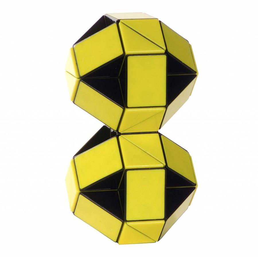 Magic Puzzle 3D Jaune - 48 éléments-3