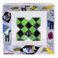 thumb-Magic Puzzle 3D Groen - 48 onderdelen-1