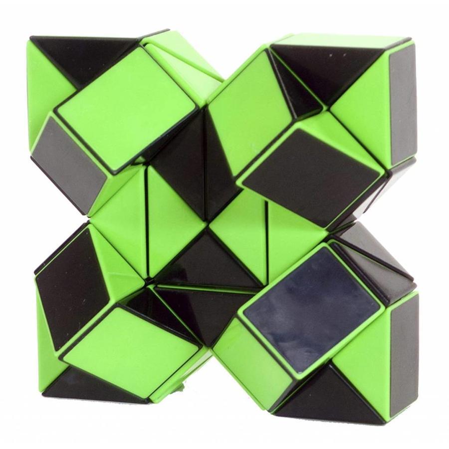 Magic Puzzle 3D Groen - 48 onderdelen-3