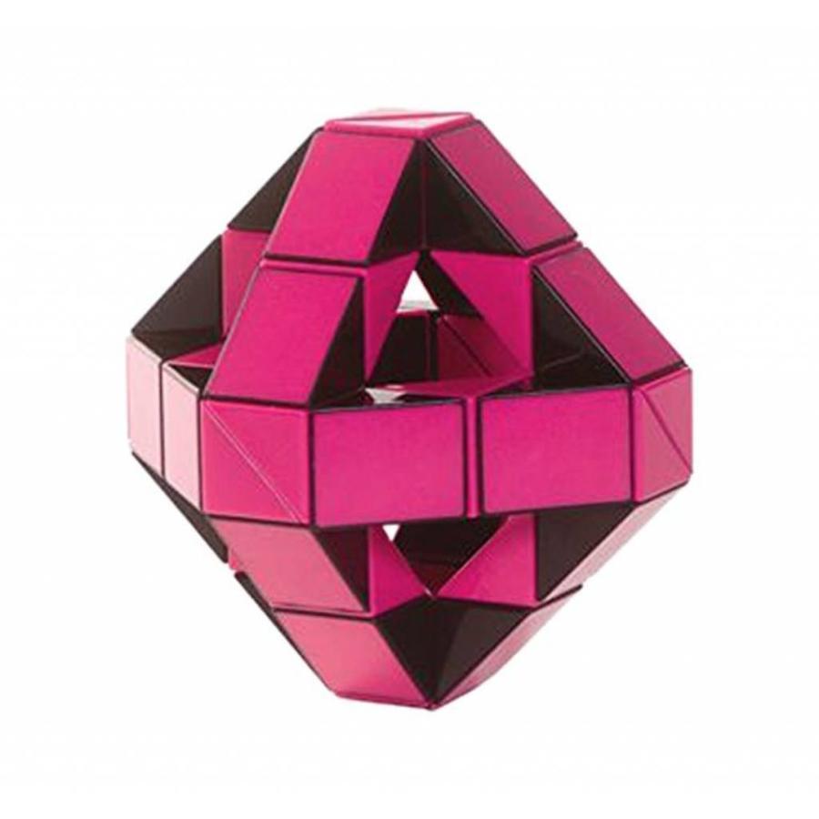 Magic Puzzle 3D Roze - 48 onderdelen-2