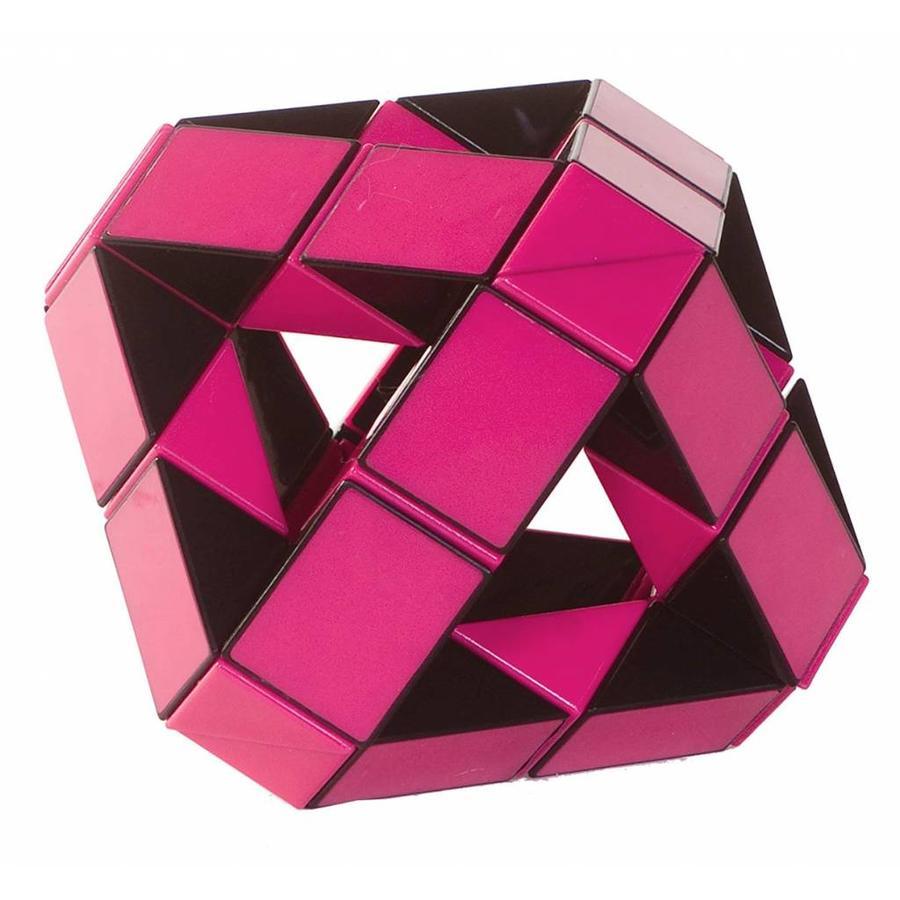 Magic Puzzle 3D Roze - 48 onderdelen-3