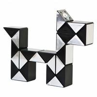 thumb-Magic Puzzle 3D Argent - 24 éléments-1