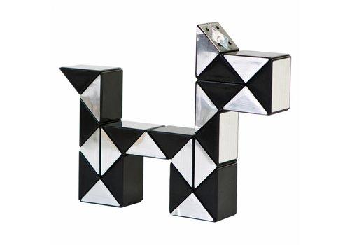 Magic Puzzle 3D Zilver  - 24 onderdelen