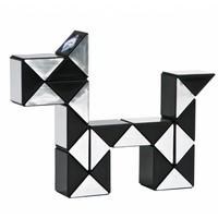 thumb-Magic Puzzle 3D Argent - 24 éléments-3