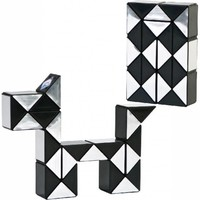 thumb-Magic Puzzle 3D Zilver - 24 onderdelen-4