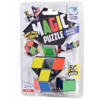 thumb-Magic Puzzle 3D  Multi colour  - 24 éléments-2