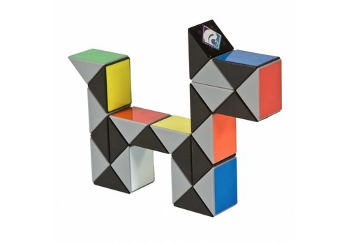 Magic Puzzle 3D Multi colour - 24 onderdelen