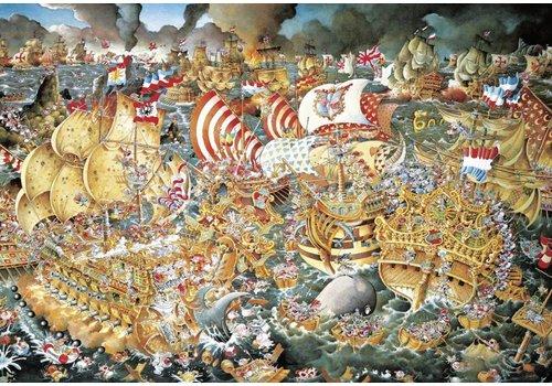Trafalgar - 2000 pieces