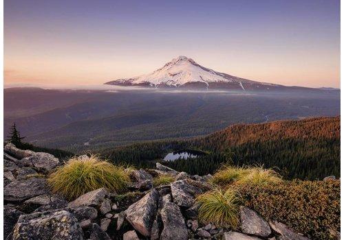 Stratovulkaan Mount Hood - 1000 stukjes
