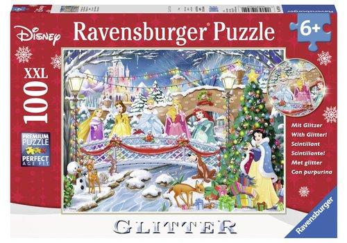 Disney Princess Christmas Glitter - 100 pieces