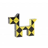 thumb-Magic Puzzle 3D Geel - 24 onderdelen-1